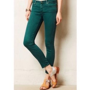 Ag Stevie Ankle Slim Straight Ankle Jeans